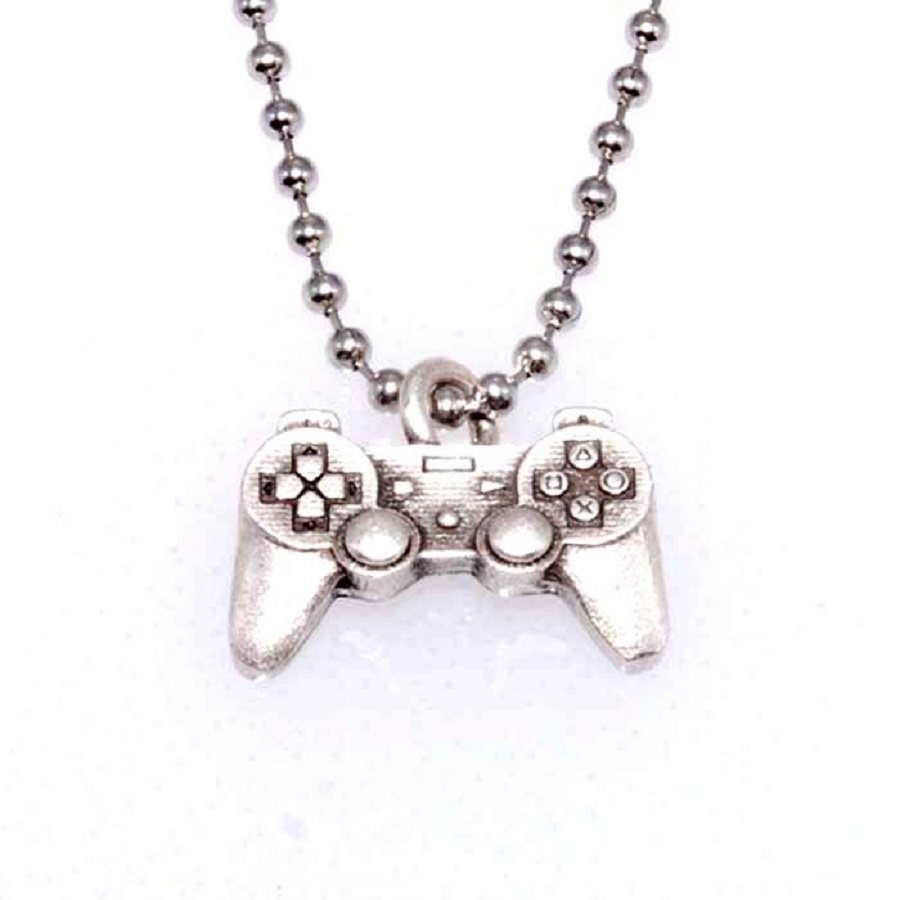 photo Necklace 36 Collana Joystick
