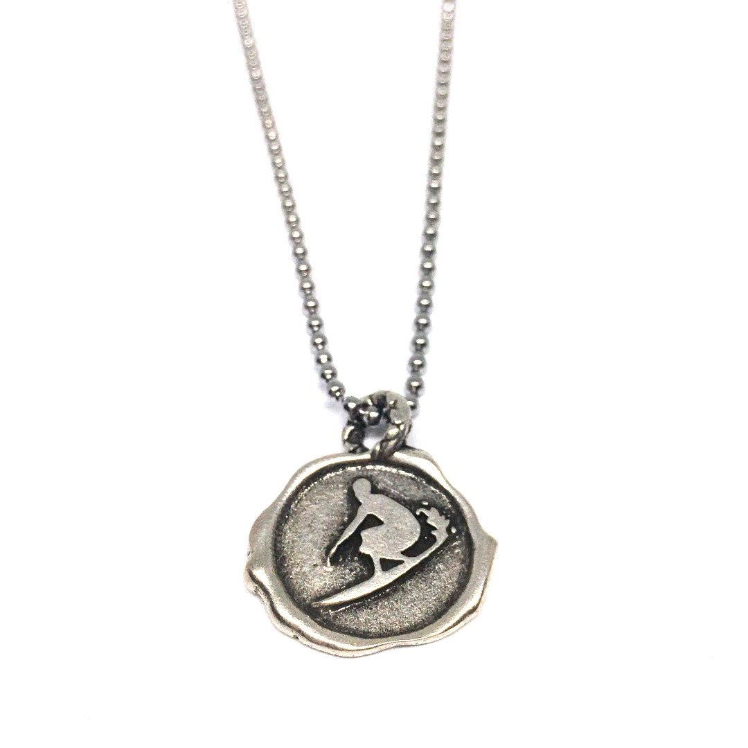 photo Necklace 31 Collana Surf