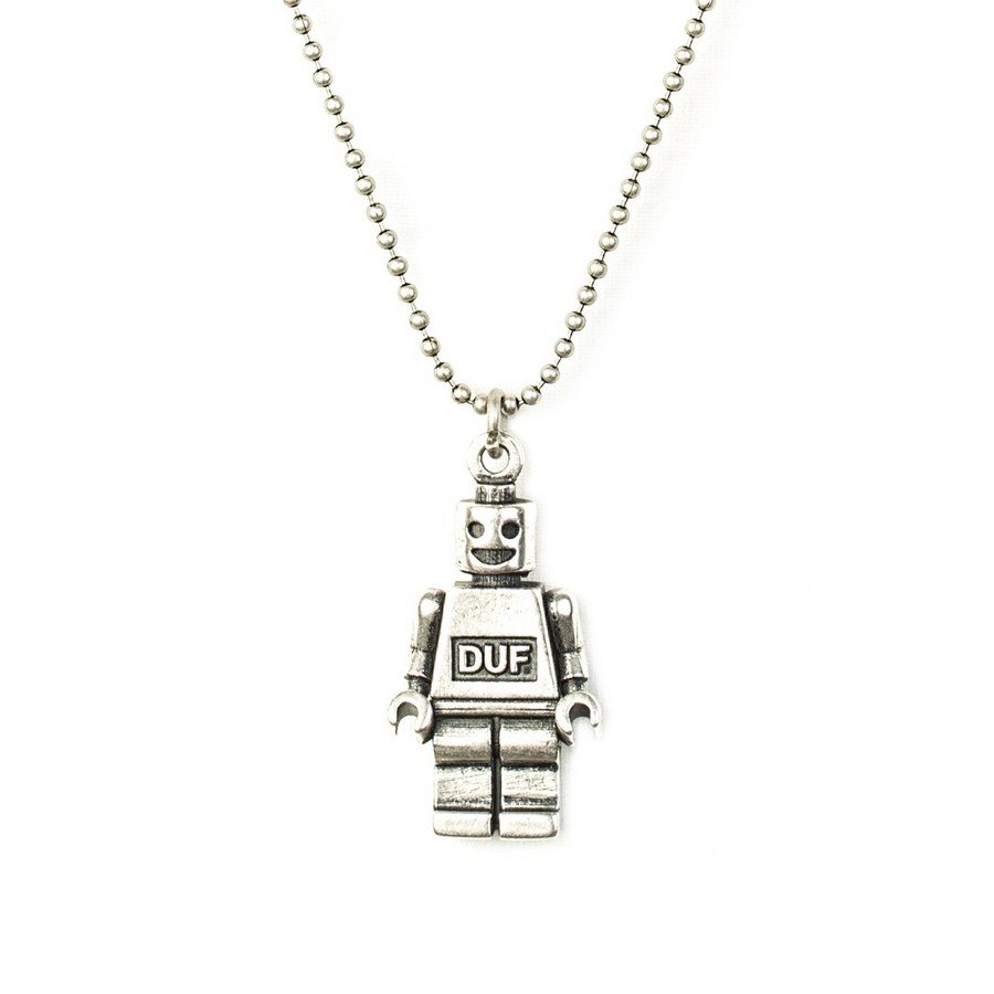 photo Necklace 64 Collana Lego Man