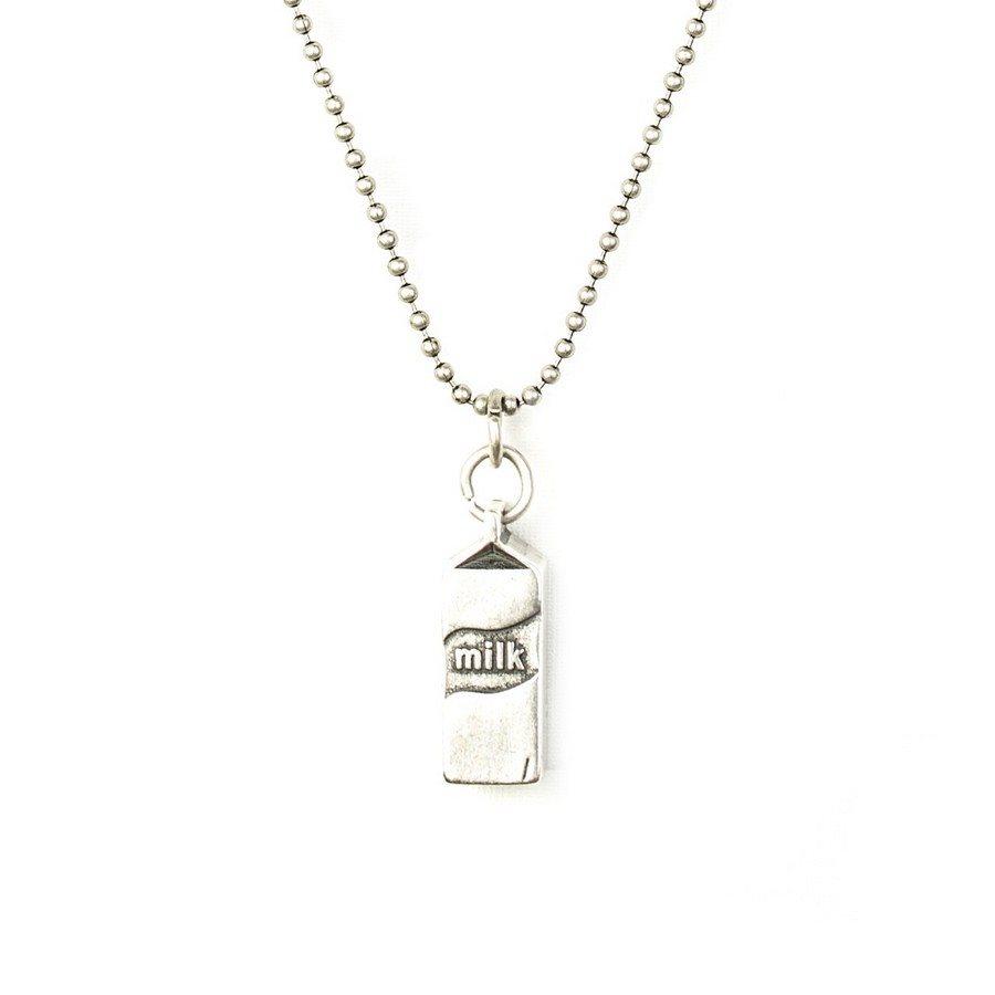 Necklace 65 Collana MIlk