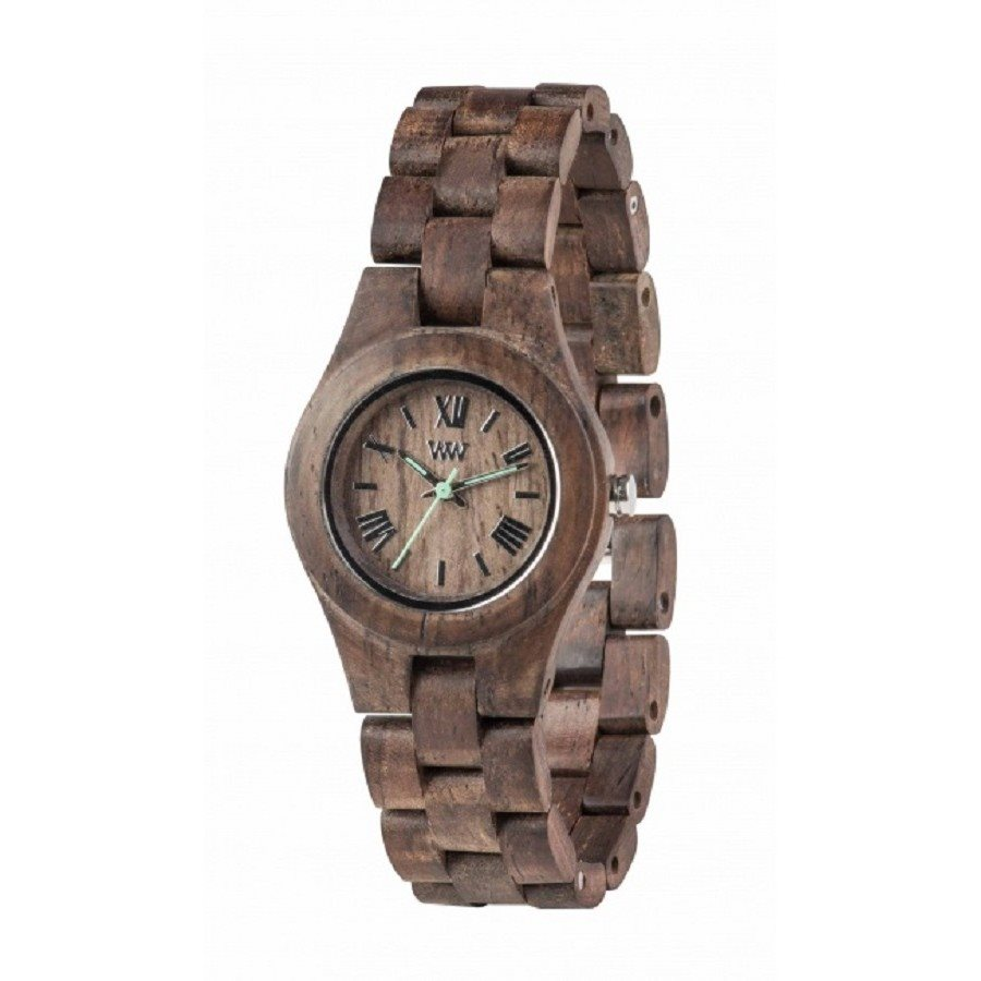 CRISS CHOCO ROUGH Orologio in legno