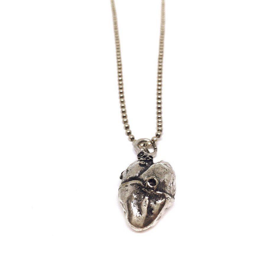 Necklace 67 Collana Heart