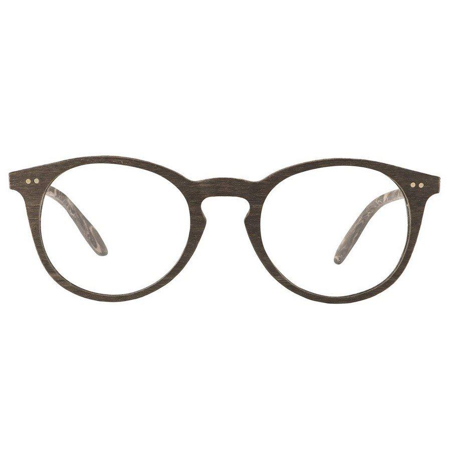 Occhiali in legno da vista ALLEN 46 SEQUOIA