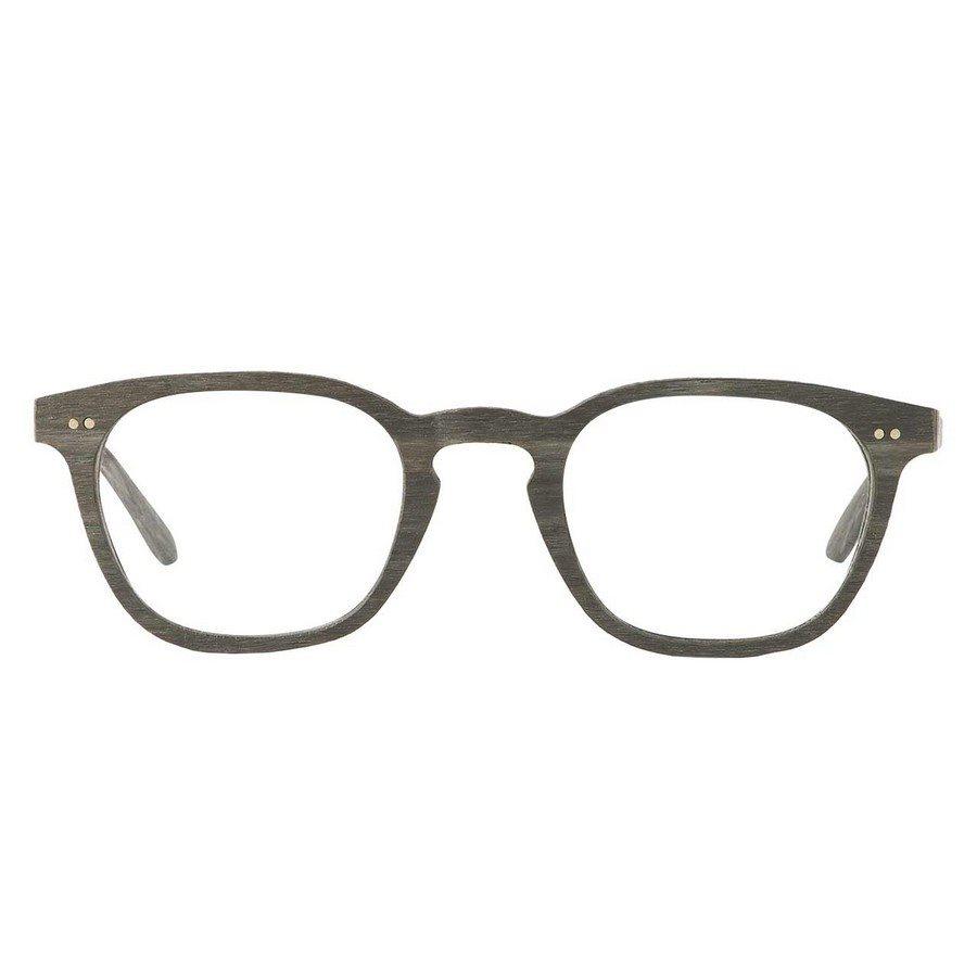 Occhiali in legno da vista DYLAN TEAK/MAT SILVER