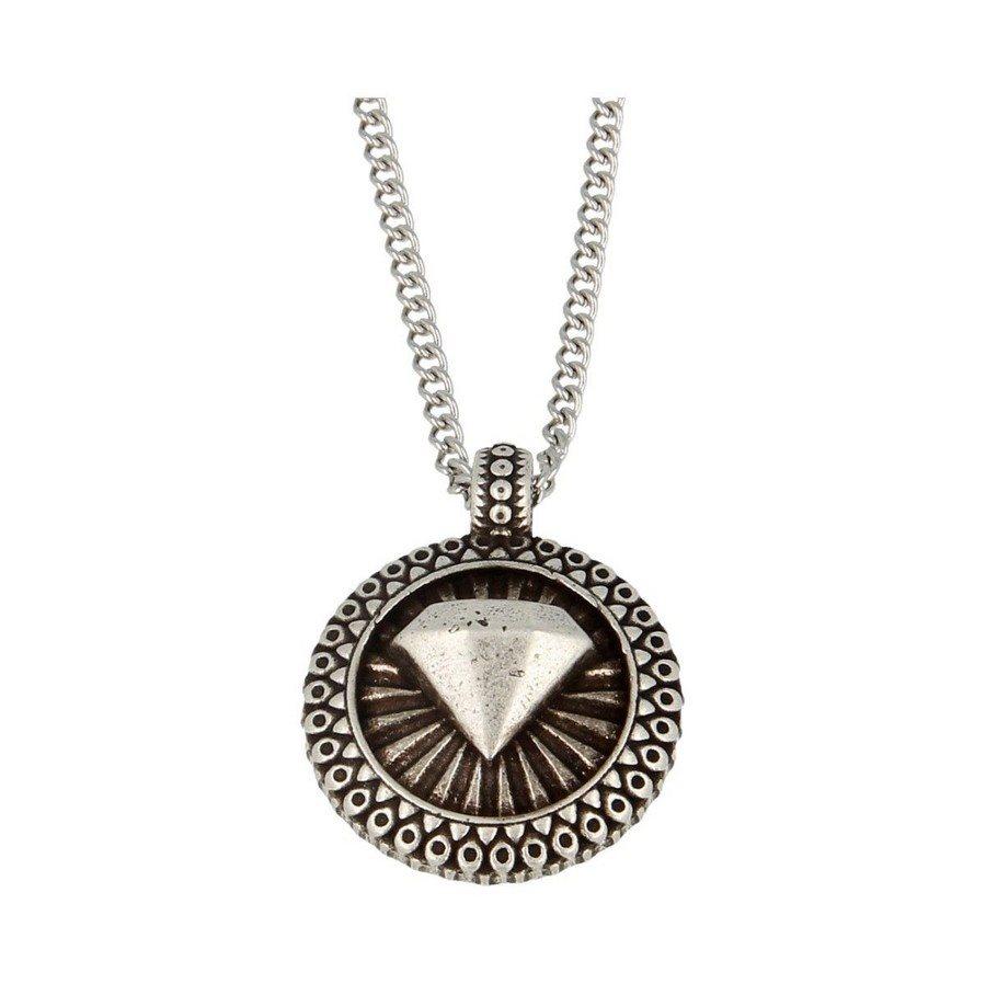 Collana Pendente Diamante