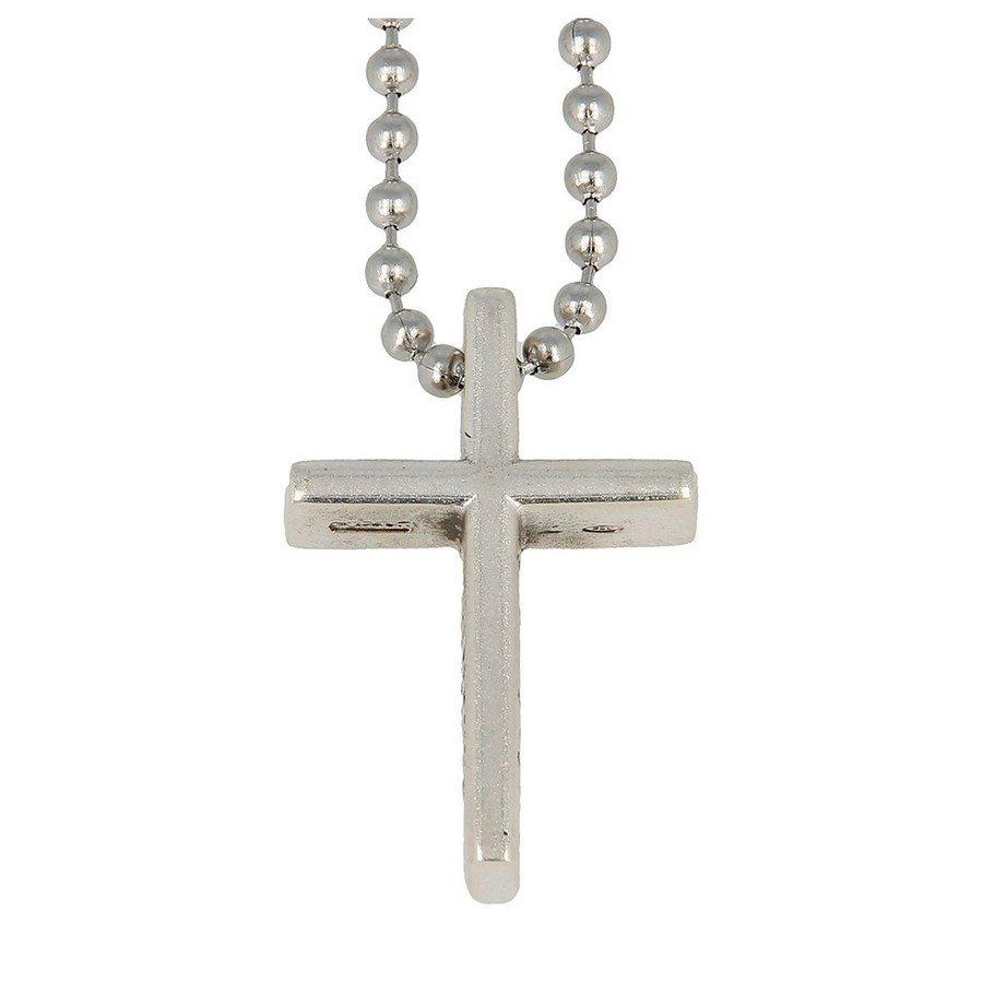 Collana Pendente Croce Passione