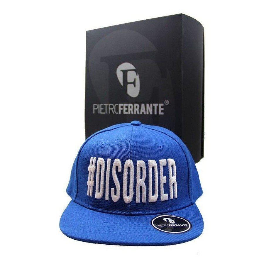 Cappello #Disorder - Blu