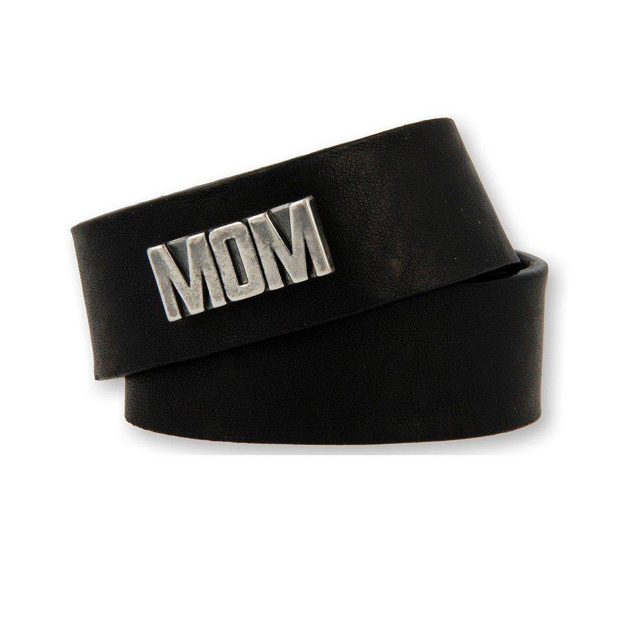 Braccialetto In Pelle Mom - Uomo