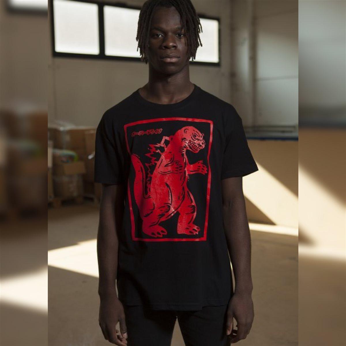 T-shirt Mozilla Nera - Taglia L