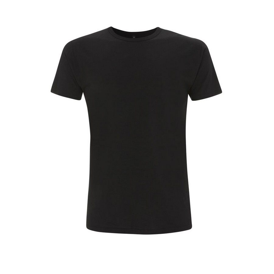 photo T-shirt Bamboo Jersey Black - Taglia L