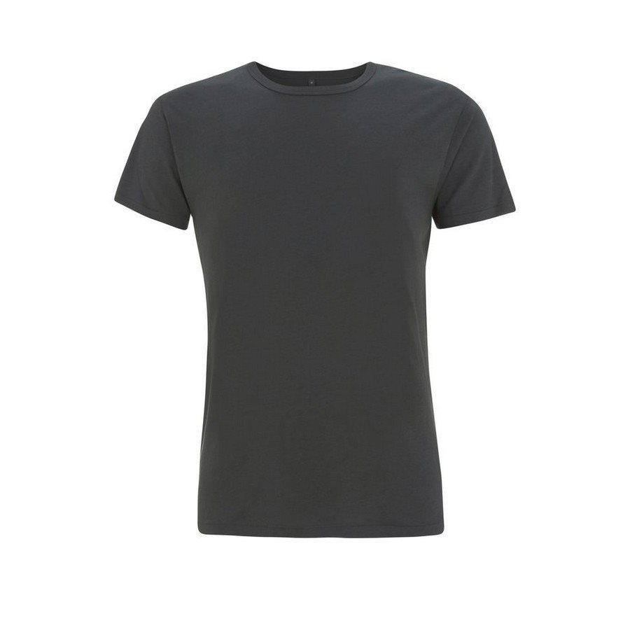 T-shirt Bamboo Jersey Charcoal Grey - Taglia XL