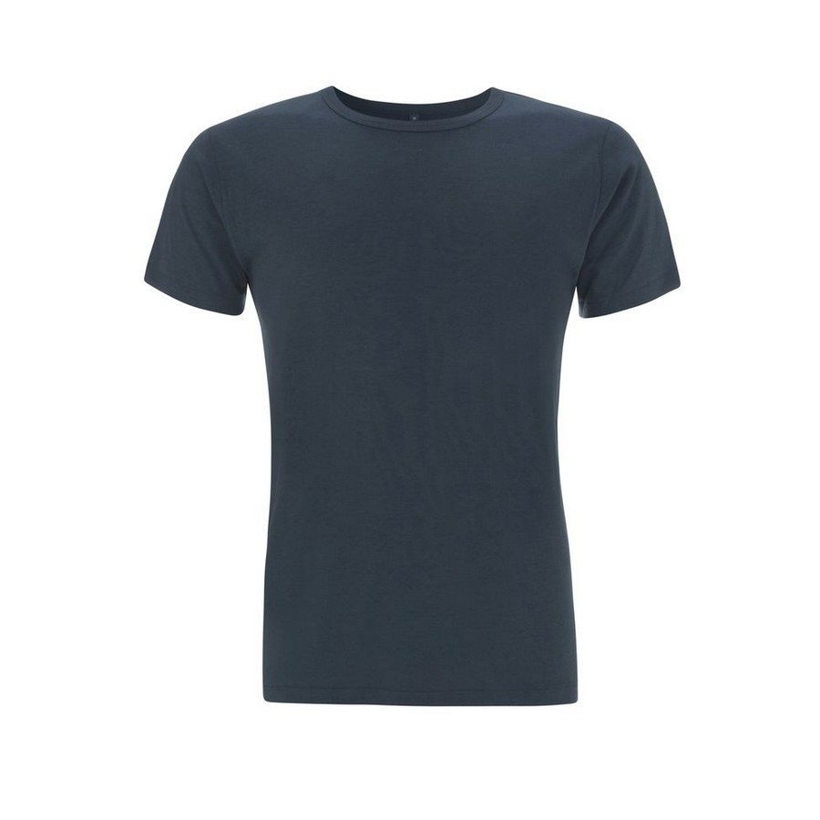 T-shirt Bamboo Jersey Denim Blue - Taglia L