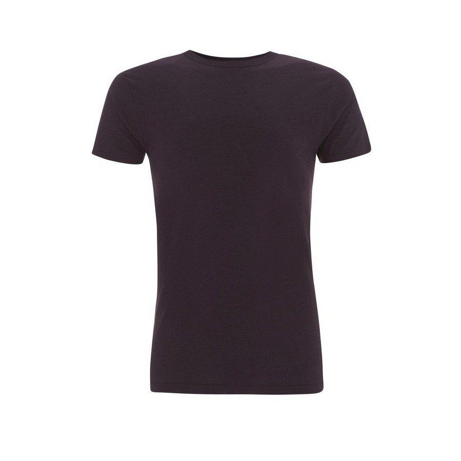 T-shirt Bamboo Jersey Eggplant - Taglia S