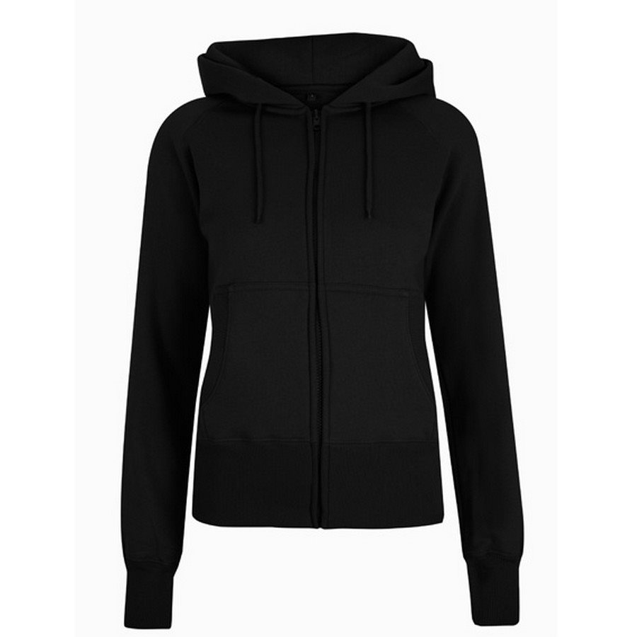 Felpa Women's CC Zip-Up Hoody Black  - Taglia XS