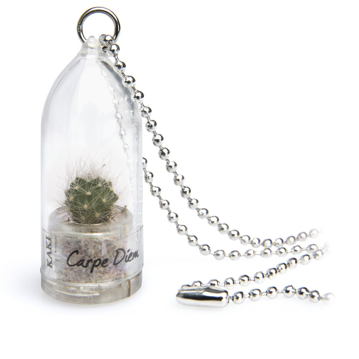 Capsule Green Jewel