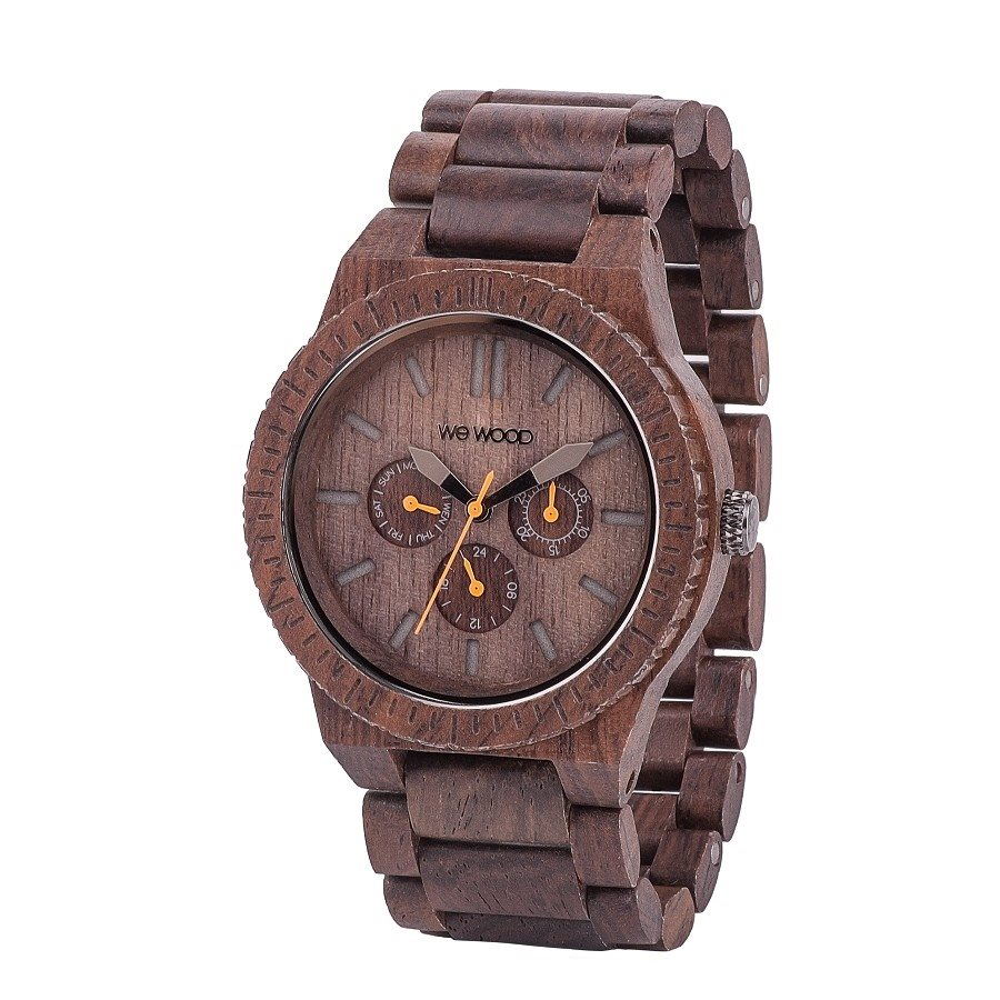 photo KAPPA CHOCOLATE Orologio in legno