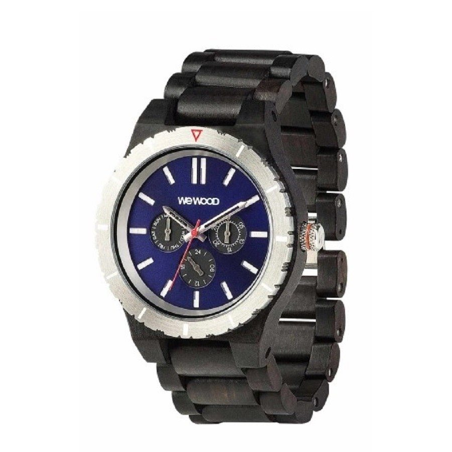 photo KAPPA MB BLACK BLUE Orologio in legno