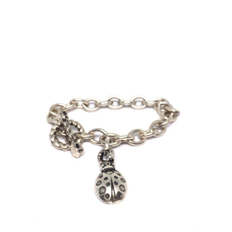 Bracelet28 Bracciale Coccinella