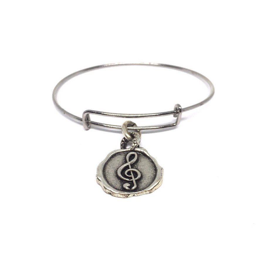 Bracelet13 Bracciale Chiave di Violino