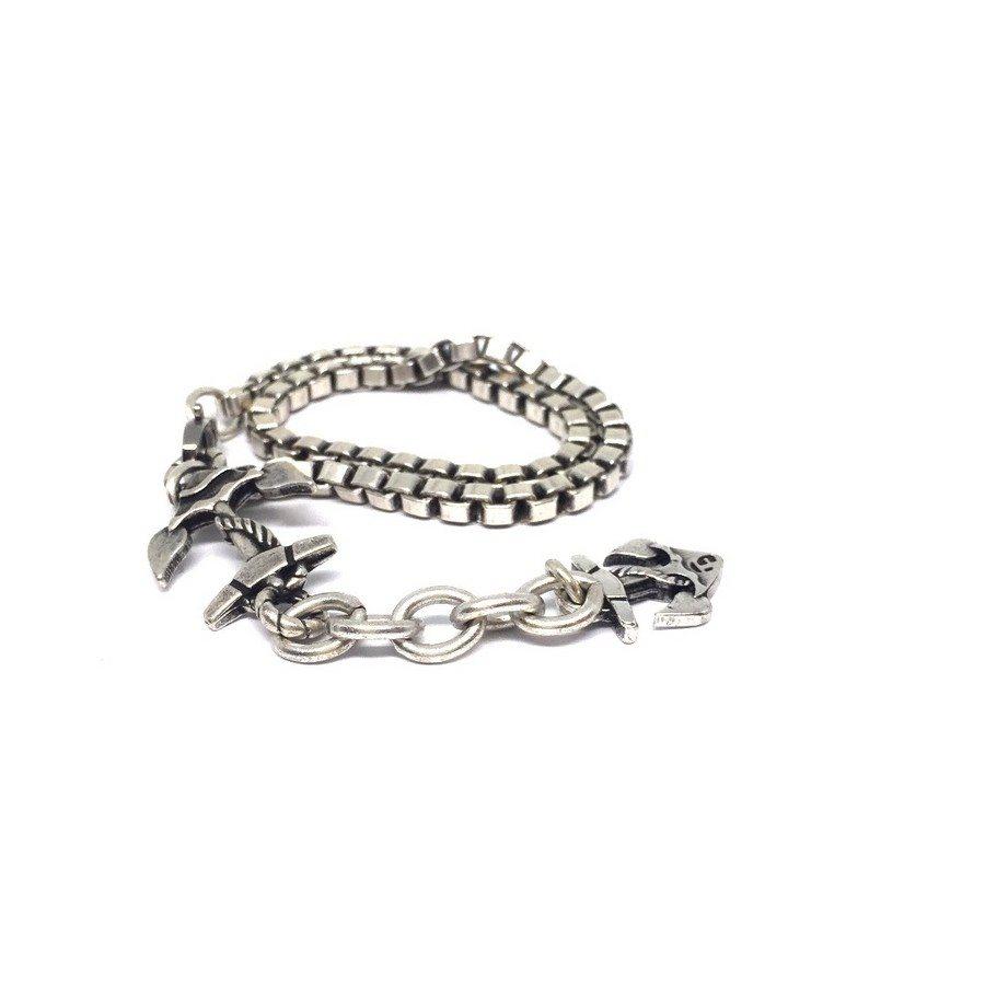 Bracelet12 Bracciale punto di domanda