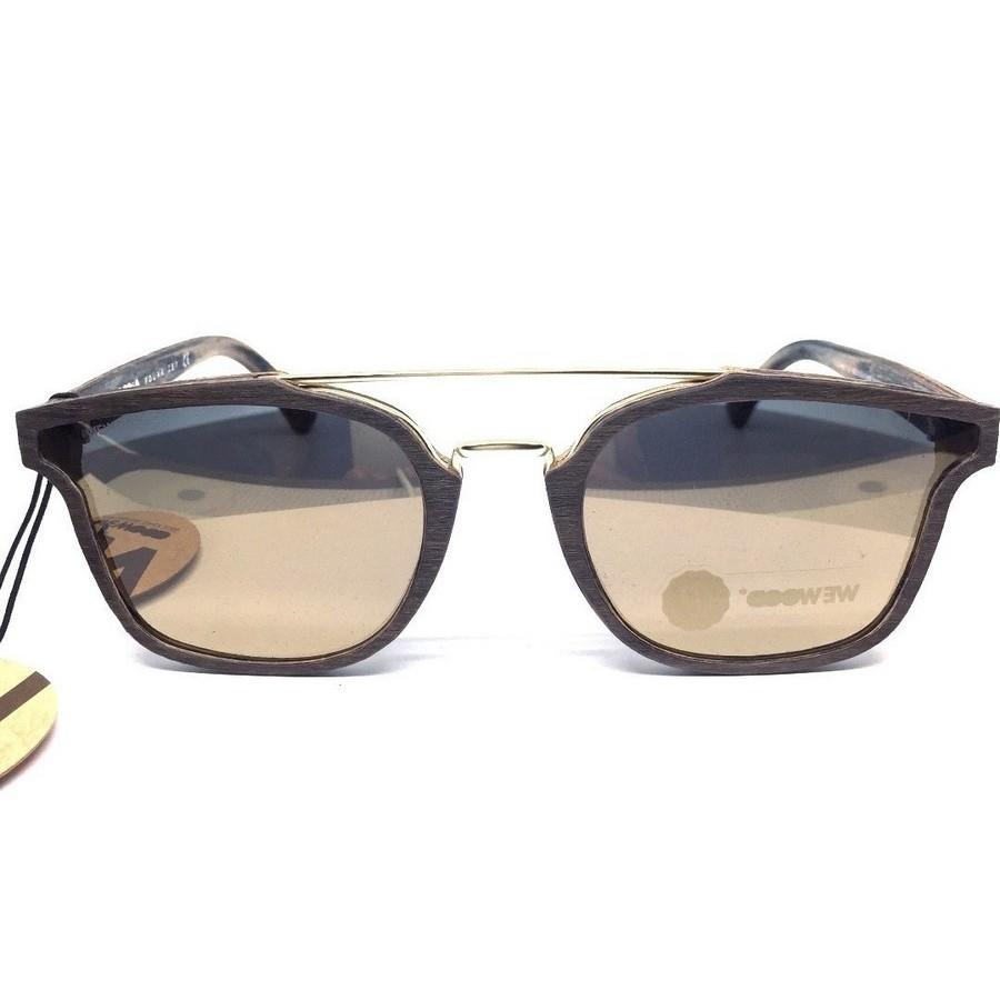 EPOK NOCE Occhiali da sole in legno