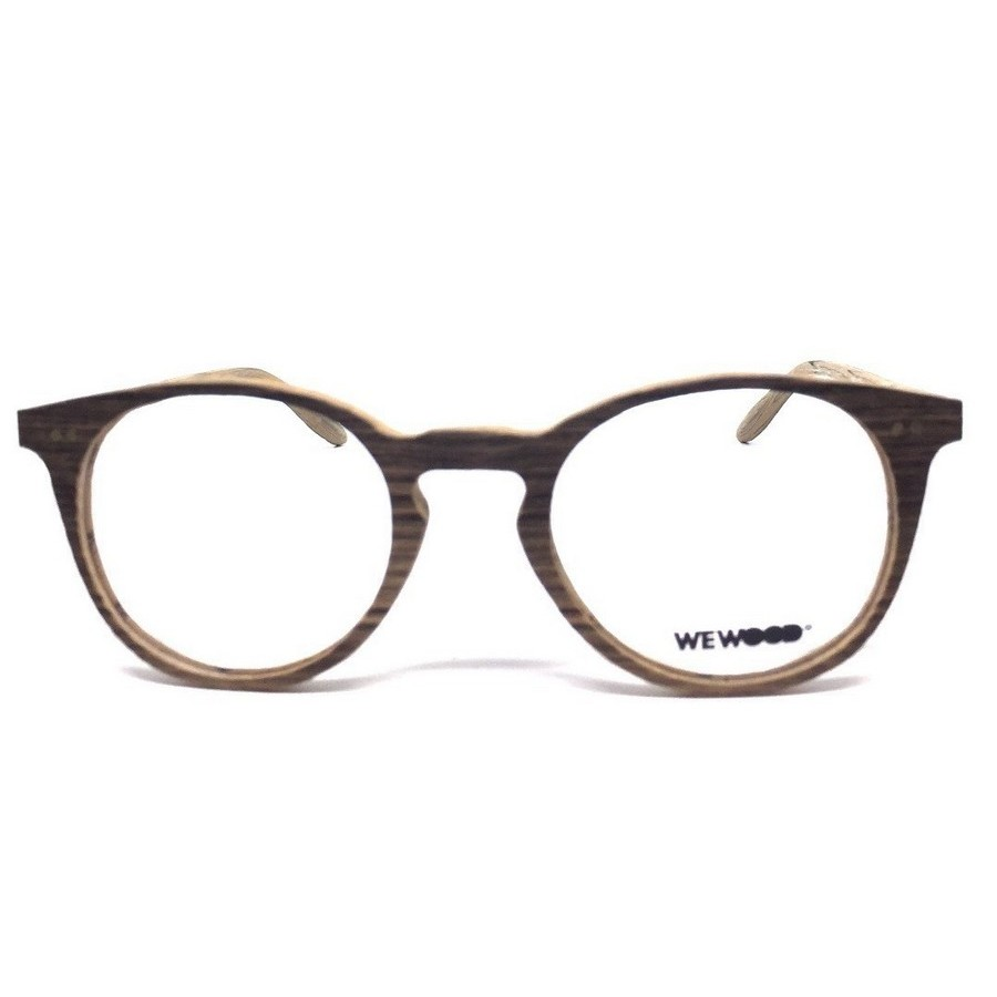 Occhiali in legno da vista allen 46 noce wewood occhiali for Occhiali da sole montatura in legno