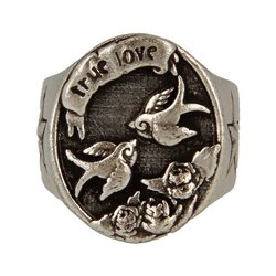 Anello True Love - taglia S