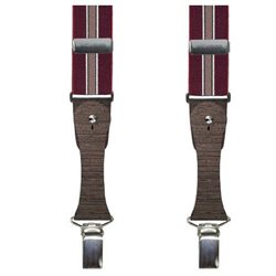 CHARLIE BRACES NOCE-BORDEAUX Bretelle