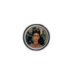 Anello Tribute to Frida Kahlo - Taglia M