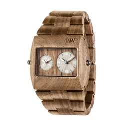 WeWOOD JUPITER RS NUT Orologio in legno