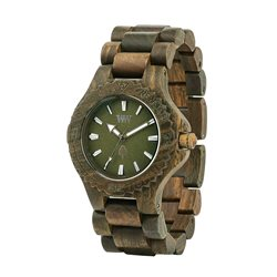 WeWOOD DATE ARMY Orologio in legno