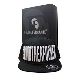 Cappello #MotherFucker - Nero