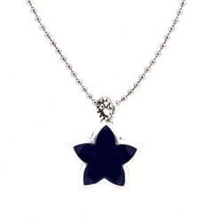 Necklace 45 Collana Stella Blu