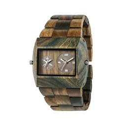 WeWOOD  JUPITER ARMY Orologio in legno