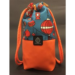 RANTAN BAG - Zainetto/sacca