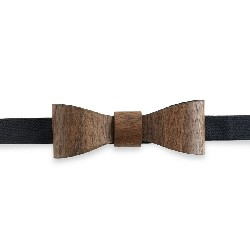 WeWOOD  FRANK BOW TIE NOCE Papillon in legno