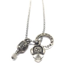 Necklace12 Collana Rock 'n' roll