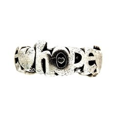 Anello Hope - taglia XL